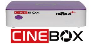 Cinebox Fantasia maxx Plus nova Atualização - 03/11/2018