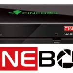 Atualização Cinebox Maestro Android HD V.4.37 - Download - 2018.
