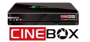 Cinebox Maestro HD Nova Atualização v.4.44.0 - 25 Outubro 2018