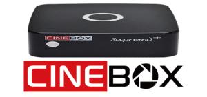 Atualização Cinebox Supremo+ Plus HD - Download - 13/04/2018.