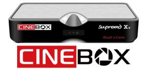 Atualização Cinebox Supremo X / Supremo X2 - Download - 13/04/2018.