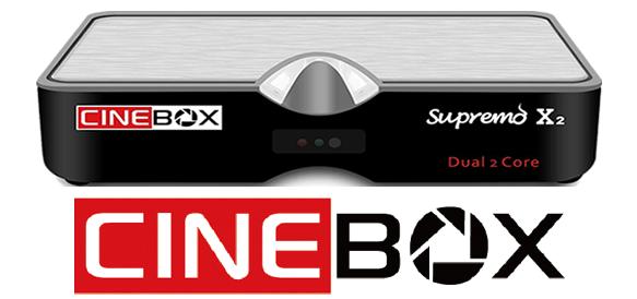 CINEBOX SUPREMO X2 DOWNLOAD ATUALIZAÇÃO - 21/09/2018