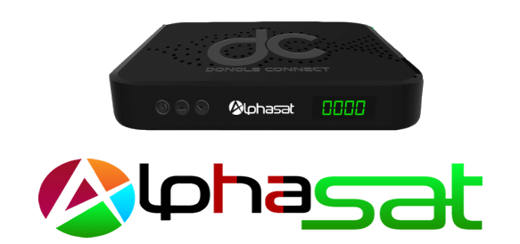 DONGLE APLHASAT CONNECT - CLUBEDOSRECEPTORES
