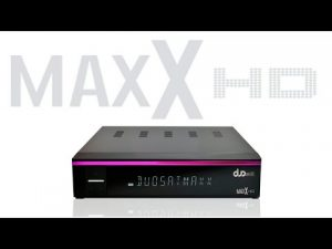 NOVA ATUALIZAÇÃO DUOSAT MAXX HD V.1.2 - JULHO 2018
