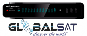 Atualização Globalsat GS 280 V.193 - Download - 2018 Abril.