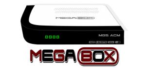 Atualização Megabox MG 5 ACM V.151 - Download - 2018 Abril.