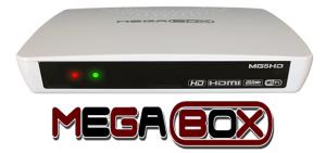 Atualização Megabox MG 5 HD Plus V.162 - Download - 13/04/2018.