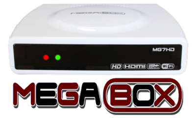 Megabox MG 7 HD AZTVCLUBE.fw