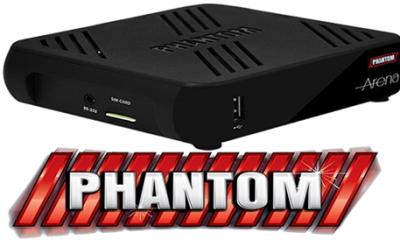Atualização Phantom Arena V.1.74 - Download - 2018.