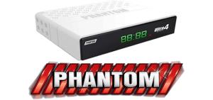 Atualização Phantom Ultra 4 V.1.92 - Download - 2018 Abril.