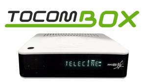 Tocombox PFC HD VIP 2 Nova Atualização v.01.045 - 22 Outubro 2018