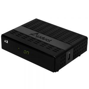 Nova tualização Audisat A2 Plus v.1.2.86 - melhor conectividade