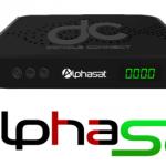 Nova Atualização Alphasat DC Connect V10.06.24.S5 - JULHO 2018