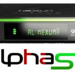 Atualização Alphasat nexum V10.06.24.S55 - Julho 2018