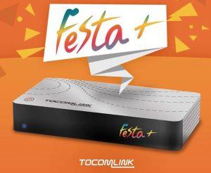 Tocomlink Festa hd + Plus Nova Atualização v1.24 - 12/09/2018