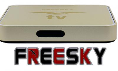Freesky OTT Stream