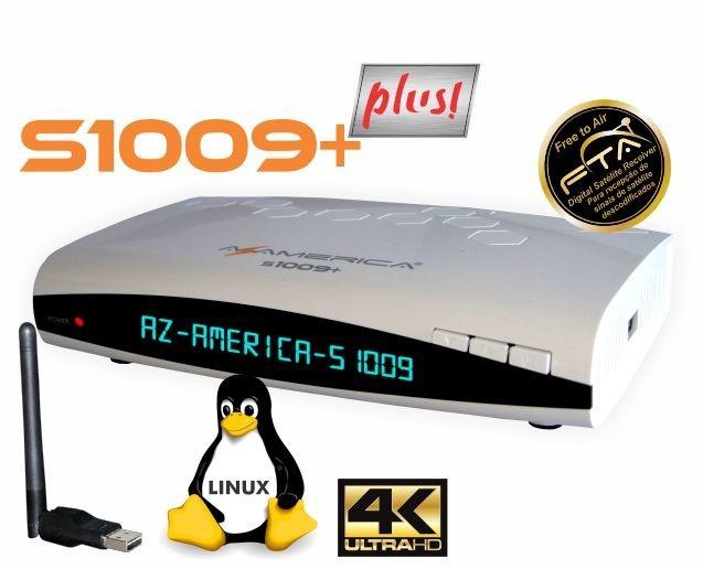 Azamerica S1009 + Plus