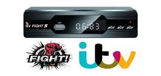 Atualização ITV Fight S HD