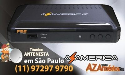Azamerica F92 Plus