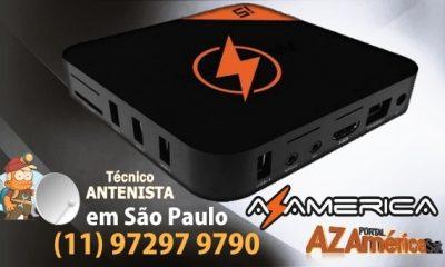 Azamerica i5 IPTV Nova Atualização