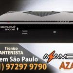 Atualização Azamerica S1006 Plus HD
