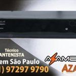 Atualização Azamerica S1007 Plus HD