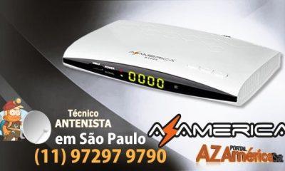 Atualização Azamerica S1009 HD