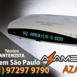 Azamerica S1009+ Plus HD Nova Atualização