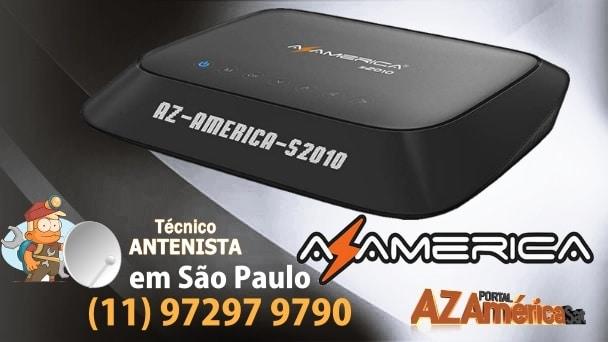 ATUALIZAÇÃO AZAMERICA S2010