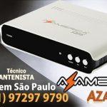 Atualização Azamerica S2015