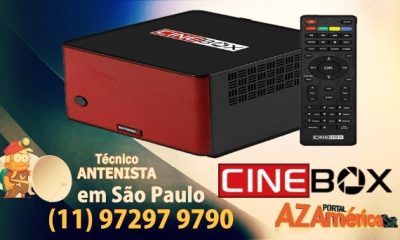 Atualização Cinebox Extremo Z HD