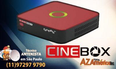 atualização Cinebox Fantasia Plus