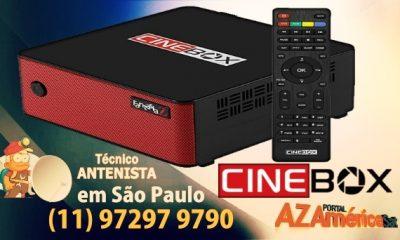 Atualização Cinebox Fantasia Z HD