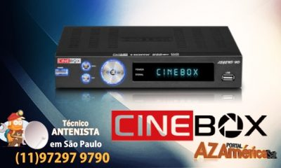 Cinebox Legend Duo
