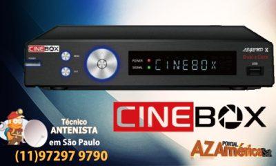 Cinebox Legend X
