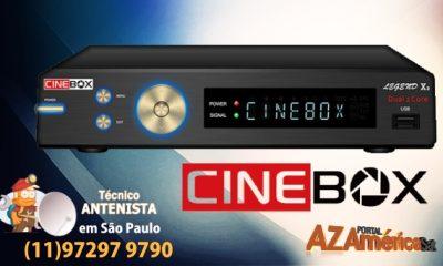 Cinebox Legend X2