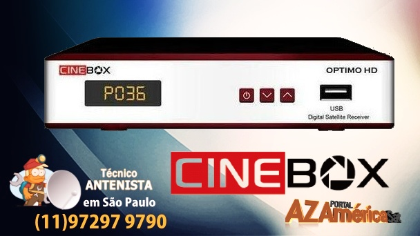 Cinebox Optimo HD Duo