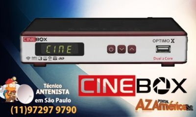 Cinebox Optimo X