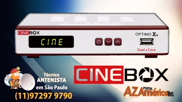 Cinebox Optimo X2
