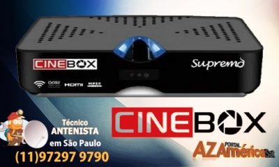 Cinebox Supremo Duo