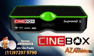 Cinebox Supremo X Dual Core