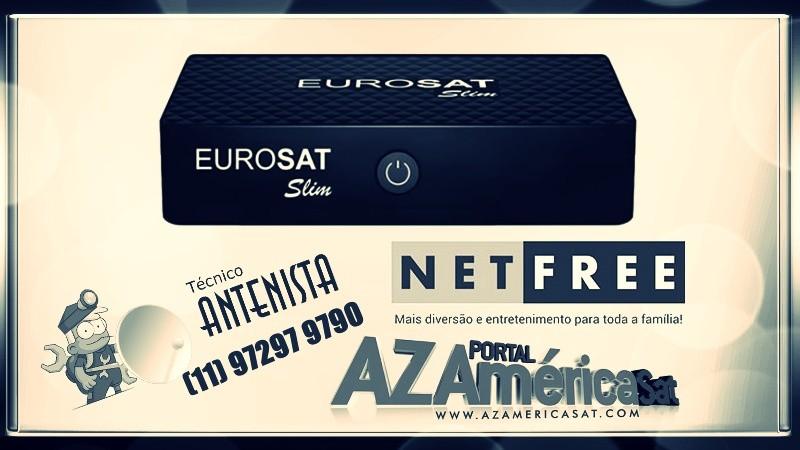 Atualização Eurosat Slim HD