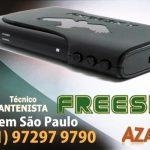 Atualização Freesky Max HD Star