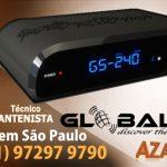 Globalsat GS240 Nova Atualização