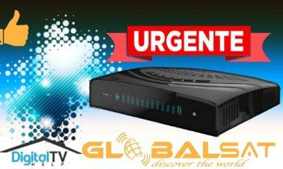 Atualização Globalsat GS260 HD V.20612