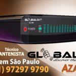 Atualização Globalsat GS 280 HD