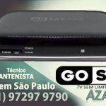 Atualização Gosat PRO HD