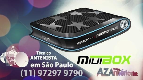 Atualização Miuibox Champion Plus