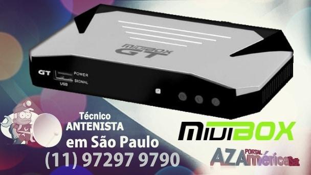 Atualização Miuibox GT HD