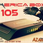 Atualização Americabox S105 Plus